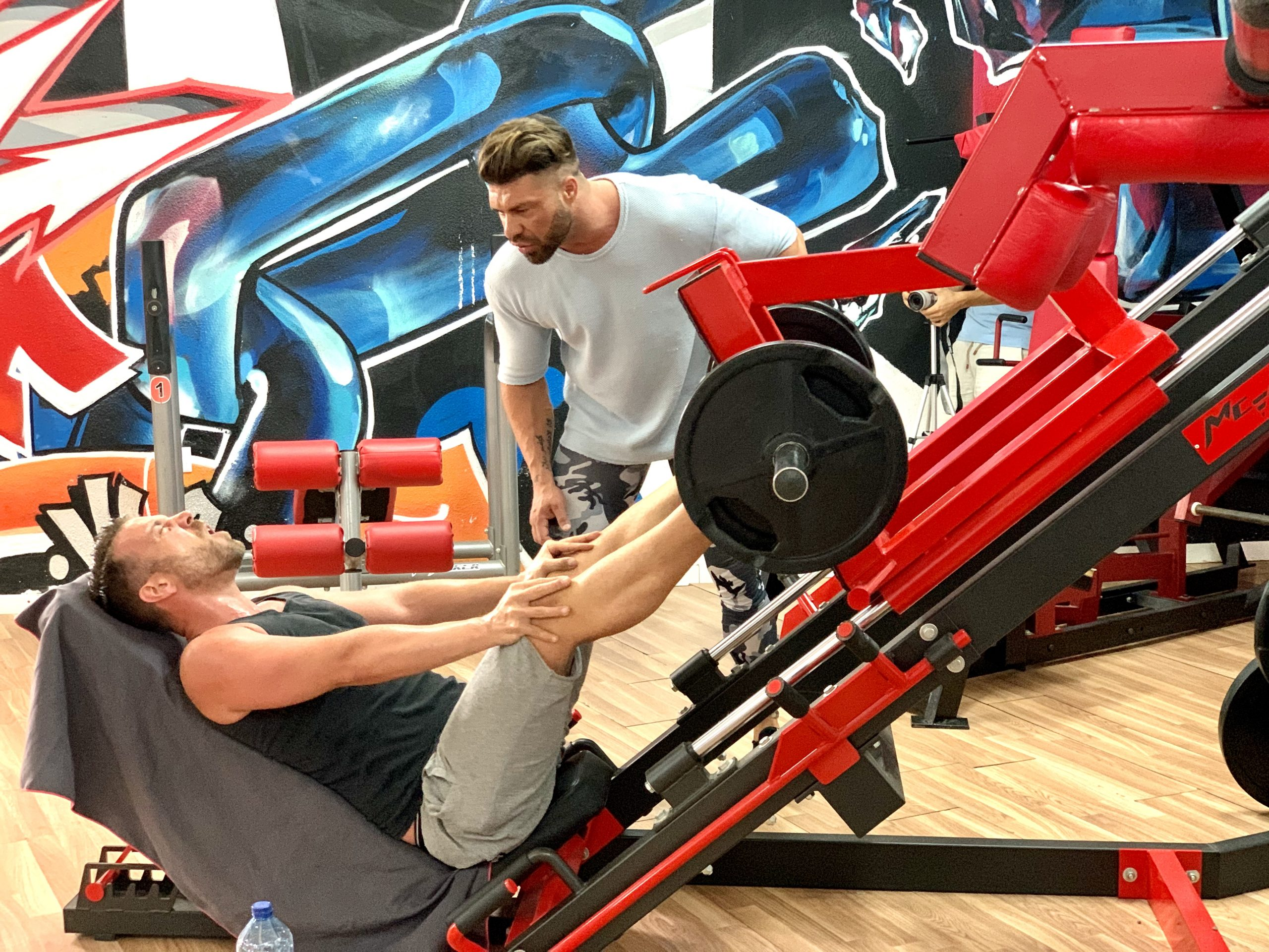 gym para personal trainers
