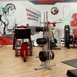 sala musculación gimnasio 3dvalencia