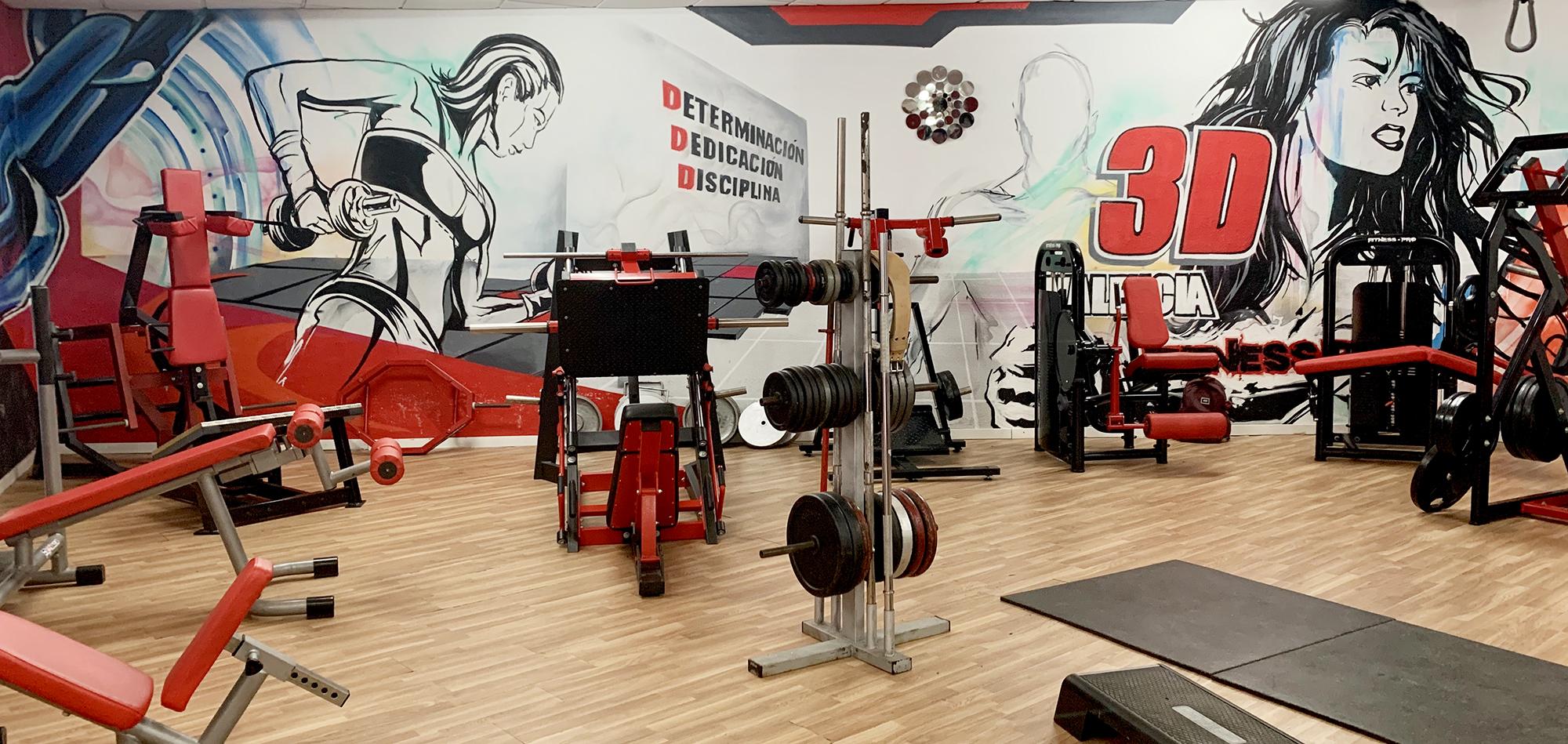 instalaciones-gym-3d valencia-01